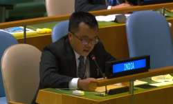 Rules brought in J&K are strictly internal affairs of India, says Mijito in response to Pak at UNGA