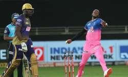 Live Score Rajasthan Royals vs Kolkata Knight Riders IPL 2020: Archer's double strike rocks KKR