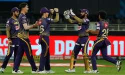 Live Score Rajasthan Royals vs Kolkata Knight Riders IPL 2020: RR struggle in 174 chase