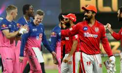 Live Score Rajasthan Royals vs Kings XI Punjab IPL 2020: Both teams look to continue winning momentu