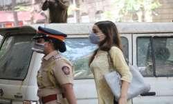 Shraddha Kapoor reaches NCB office