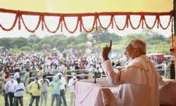 Over 50% population satisfied with JD-U-BJP in Bihar