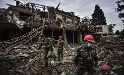 Suicide bombing in Kabul kills ten