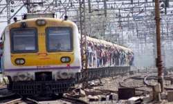 Mumbai local trains