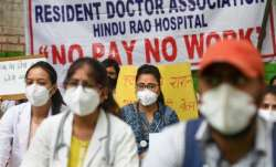 delhi doctors protest