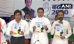 bihar election 2020, bihar assembly election 2020, congress manifesto, congress releases manifesto,