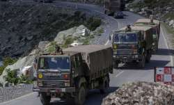 India and China are currently engaged in talks to resolve