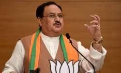 JP Nadda accuses Congress of weakening the country's armed