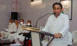 Former MP CM Kamal Nath calls BJP leader Imarti Devi 'item'; BJP hits back