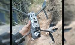 Pakistan quadcopter shot down by Indian Army in Jammu and