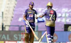 Live Score Kolkata Knight Riders vs Delhi Capitals IPL 2020: Rana, Narine key for KKR's big finish