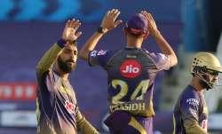 Live Score Kolkata Knight Riders vs Delhi Capitals IPL 2020: Varun Chakravarthy puts DC on backfoot