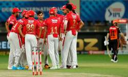 Live Score Kings XI Punjab vs Sunrisers Hyderabad IPL 2020: SRH openers depart in 127 chase