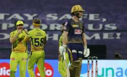 Live Score Chennai Super Kings vs Kolkata Knight Riders IPL 2020: KKR look to bounce back