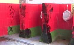 samajwadi party, gorakhpur railway hospital tiles