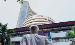 Sensex rallies over 300 pts to scale fresh peak in opening session; Nifty tops 13,100