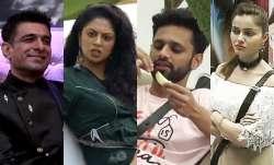 Bigg Boss 14 Nov 17 LIVE Updates: Kavita Kaushik-Eijaz Khan & Rubina-Rahul Vaidya to witness war of