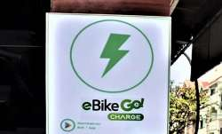 eBikeGo, smart charging stations, electric vehicles