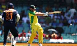 Live Cricket Score India vs Australia 1st ODI 2020: Steady