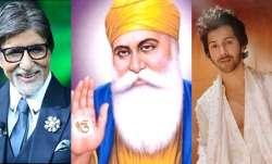 Big B, Varun Dhawan, Raveena Tandon; Celebs wish fans on Guru Nanak Jayanti 2020
