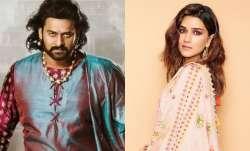 Kriti Sanon to play Sita in Prabhas-Saif Ali Khan starrer Adipurush?