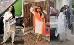 5 Times Sara proved her obsession with white kurta