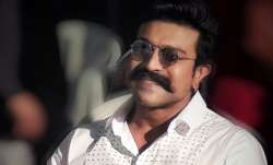 RRR actor Ram Charan tests COVID19 positive