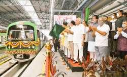 Bengaluru gets 6-km metro line from Yelachanahalli to Anjanapura