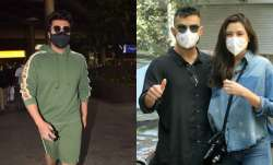 Arjun Kapoor, Sanya Malhotra, Anushka-Virat celebs