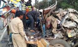 karnataka dharwad accident