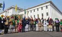 Farmers protest, farmers, farm laws, Vigyan Bhavan, Govt, Centre