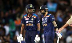 Virat Kohli offers condolences to Pandya brothers on their father's demise