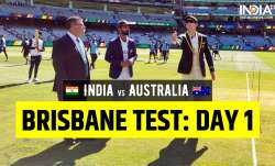 Live Cricket Score India vs Australia 4th Test Day 1: