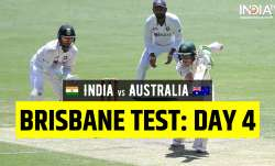 IND vs AUS 4th test Live Score 2021 Today, Ind vs Aus 4th