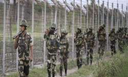 Jammu and Kashmir: BSF detects underground tunnel along India-Pakistan border in Samba