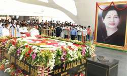 The opening ceremony of 'Veda Nilayam' memorial