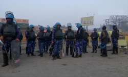 Farmers protests: Security heightened at Red Fort, Singhu border post tractor rally violence