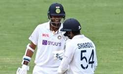 india vs australia, india vs australia 2021, ind vs aus 2021, washington sundar, shardul thakur, vir
