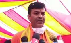 Uttar Pradesh minister Anand Swaroop Shukla