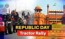 republic day tractor parade