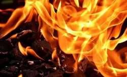 West Bengal: Fire at warehouse in Kolkata's Bowbazar