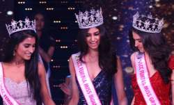 Telangana's Manasa Varanasi crowned Femina Miss India World 2020