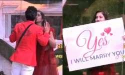 Disha Parmar finally answers Rahul Vaidya on marriage proposal in Bigg Boss 14