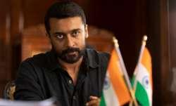 Soorarai Pottru actor Suriya shares he's undergoing treatment for COVID-19