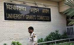 UGC, UGC circular, Delhi University, Indian Universities