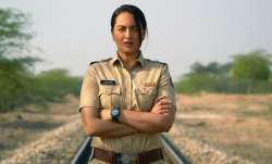 Sonakshi Sinha shares first look as fierce cop from new web series ahead of Women's Day