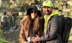 Rannvijay Singha and wife Prianka Singha expecting their second child