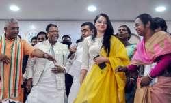 bengal polls, Tanusree Chakraborty joins BJP