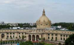 Uttar Pradesh Assembly firing
