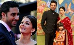 On Aishwarya Rai, Abhishek Bachchan's wedding anniversary, romantic pics that define their happily e